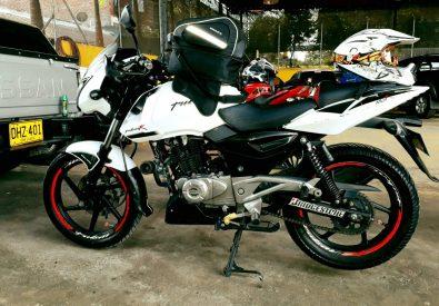 Anderson moto