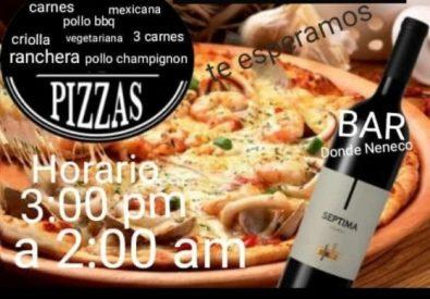 Pizzeria Bar Donde N...