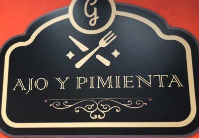 Ajo y Pimienta