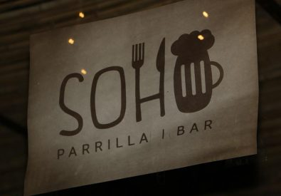Soho Parrilla bar