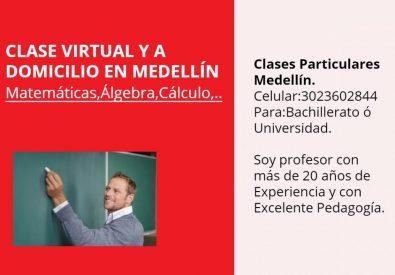 Profesor Virtual ó a...