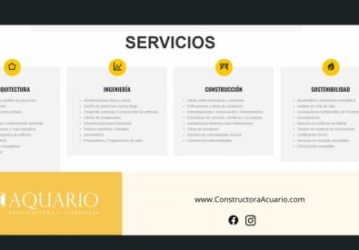 Constructora Acuario